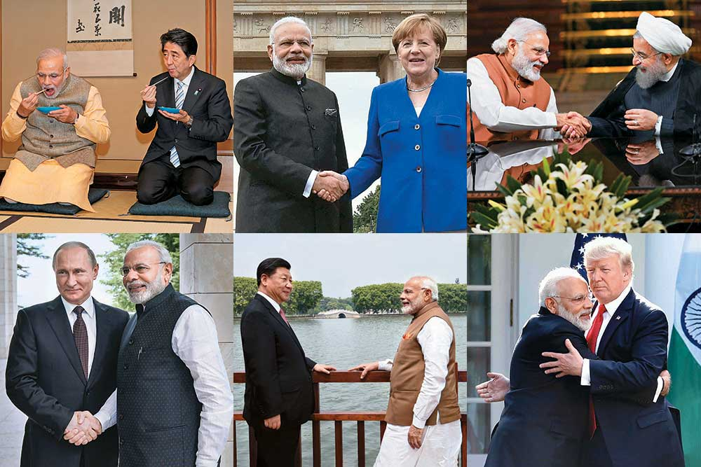 Amid US-China Trade War, Can Narendra Modi Steer India's Interest In A Turbulent Global Economy?