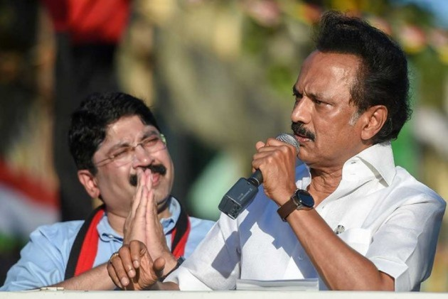 Time For Constructive Politics With Central Focus On States: M K Stalin