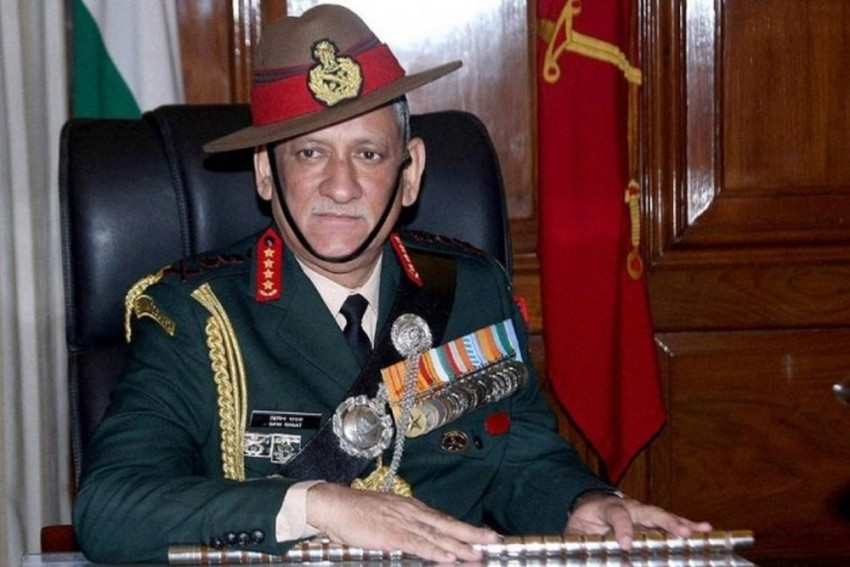 Balakot Attack Was To Ensure Terrorists Don't Carry Out Action Against India, Says General Rawat