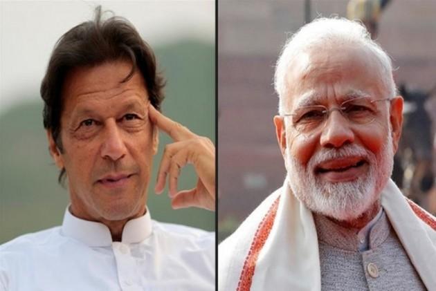 Pak PM Imran Khan Calls PM Modi, Expresses Desire To Work Together