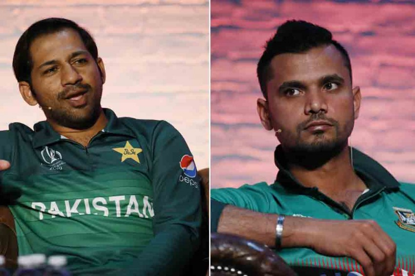 ICC Cricket World Cup 2019, Warm-Up Match 6: Pakistan Vs Bangladesh – As It Not Happened