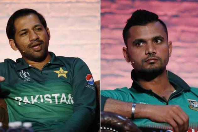 Pakistan Vs Bangladesh Icc Cricket World Cup 2019 Warm Up