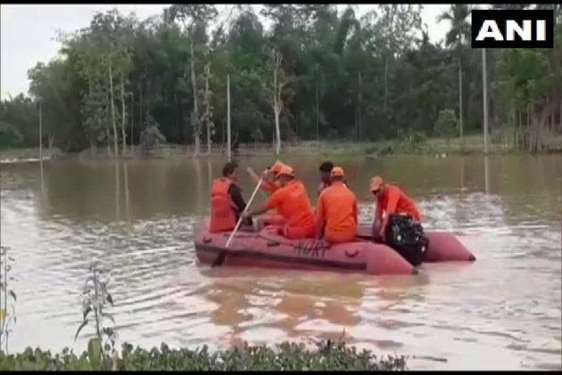 Over 700 People Homeless After Heavy Rain Lashes Tripura
