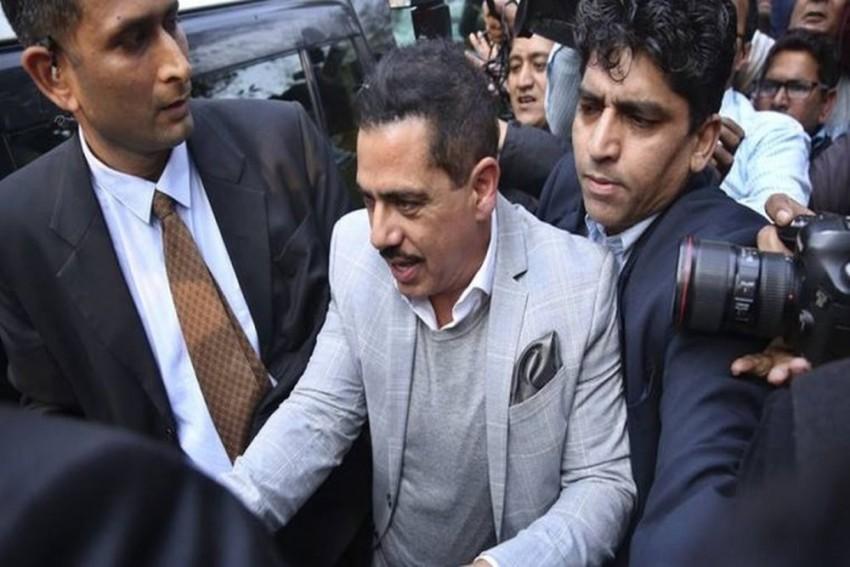 Robert Vadra Money Laundering Case: Delhi HC Issues Notice To Vadra On ED's Plea To Cancel His Bail
