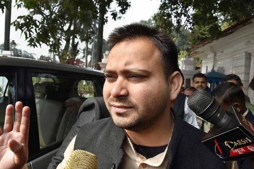 'Take Moral Responsibility': RJD MLA Asks Tejashwi Yadav To Quit As Bihar Opposition Leader