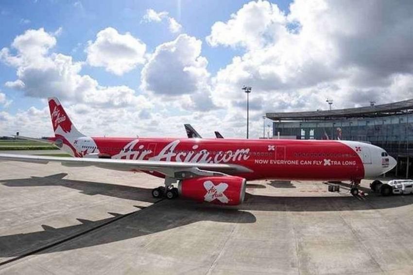 Air Asia Flight Makes Emergency Landing At Kolkata Airport After Threat Call