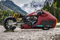 Drag-Ready Indian Scout Bobber Has 130PS!