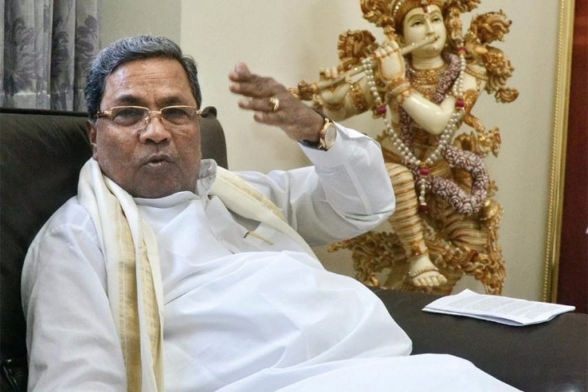 Siddaramiah Says JD(S)-Cong Govt In Karnataka Is Strong, Rubbishes Yeddyurappa's Claims That It Will Collapse