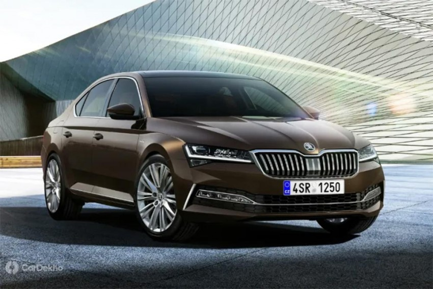 2020 Superb Facelift Becomes Skoda's First-Ever PHEV