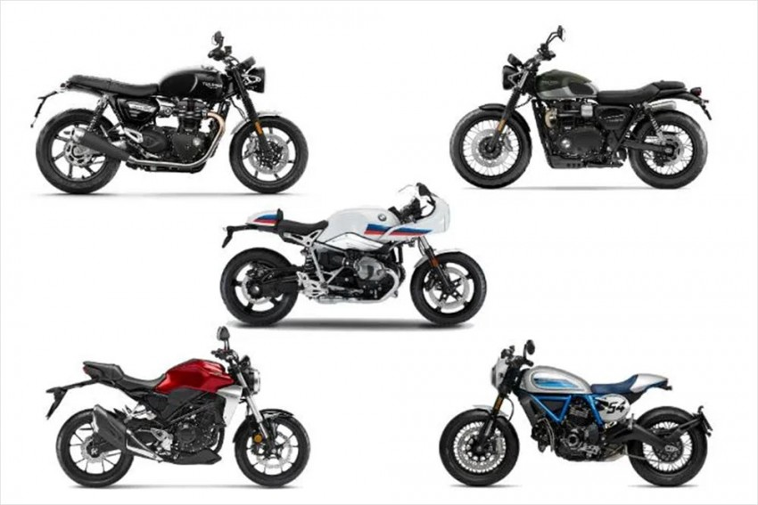 Top 5 Neo-Retro Bikes Available In India