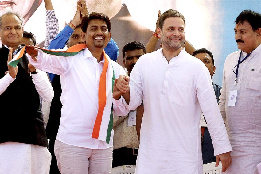 Congress Far Removed From Ground Reality, Party Of 'Chela Chapatas', Says Alpesh Thakor