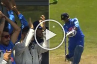 ICC Cricket World Cup 2019: MS Dhoni Brings Up Century With Big Six Against Bangladesh, Sends Fans Into A Frenzy – WATCH