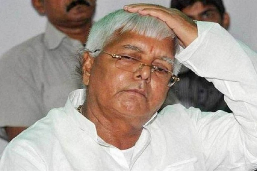 Rahul's Offer To Resign Will Be Suicidal For His Party, Opposition: Lalu Prasad Yadav