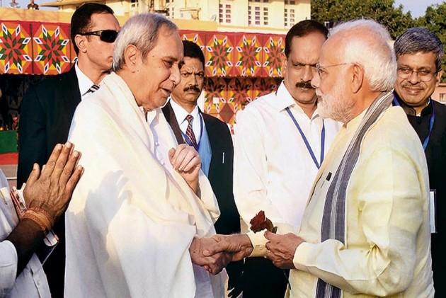 Naveen Patnaik Invites PM Modi To His Swearing-in Ceremony