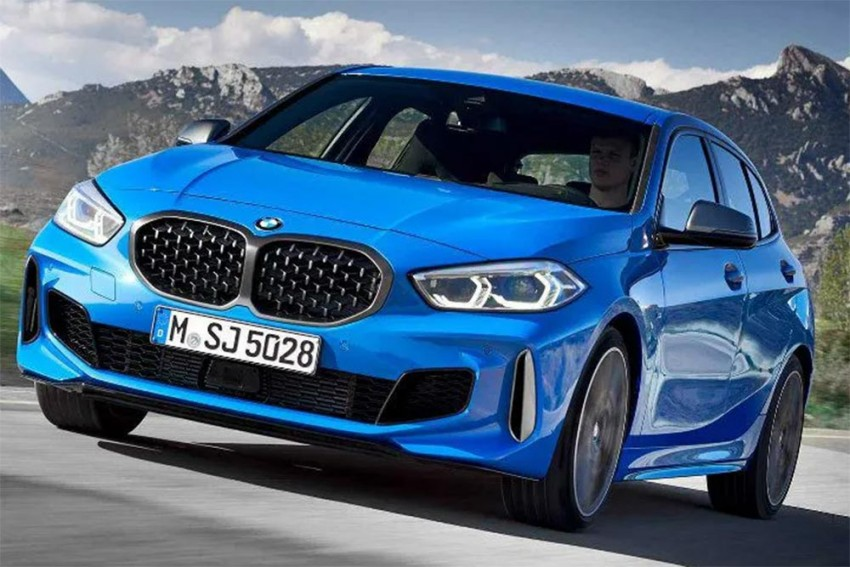 2020 BMW 1 Series Revealed; Now Front-Wheel Driven