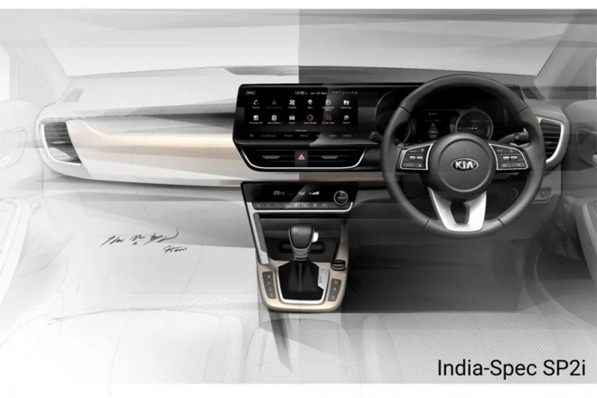 Global-Spec Kia SP2i To Get A Different Dash Layout?