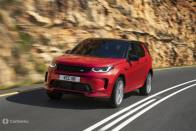 Land Rover Discovery Sport Facelift Unveiled, To Get Plug-in Hybrid Variants Too