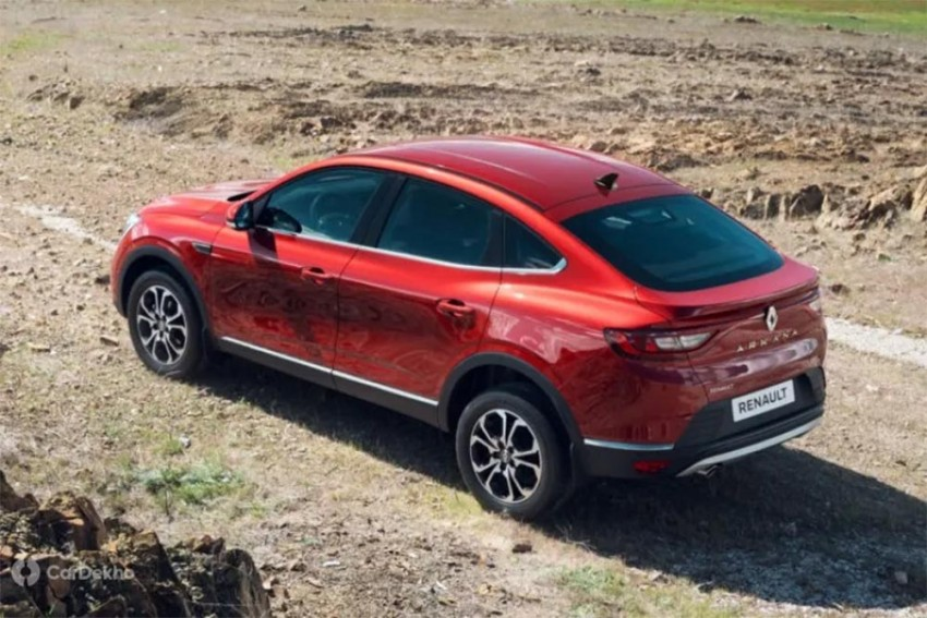 Renault Arkana's Russian Prices Suggest It Will Be A Hector, Harrier Rival If Launched In India