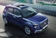 Hyundai Venue To Get A Mild Hybrid System?