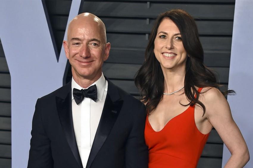 MacKenzie Bezos, Ex-Wife Of Amazon CEO, Pledges Half Of Her $37 Billion Fortune To Charity