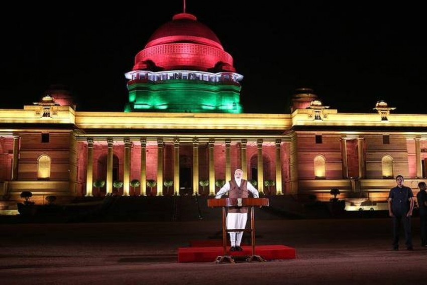 With 8,000 Guests, Narendra Modi's Swearing-in To Be Biggest Ever Event At Rashtrapati Bhavan