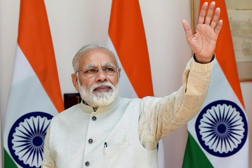 Narendra Modi To Take Oath As PM For Second Consecutive Term Today