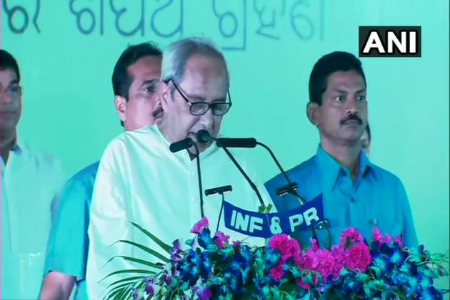 Naveen Patnaik Takes Oath As Odisha Chief Minister For Record Fifth Term