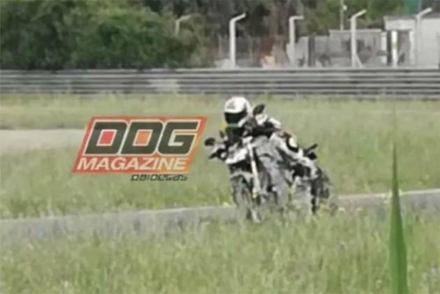 Ducati Streetfighter V4 Spotted Testing Finally!
