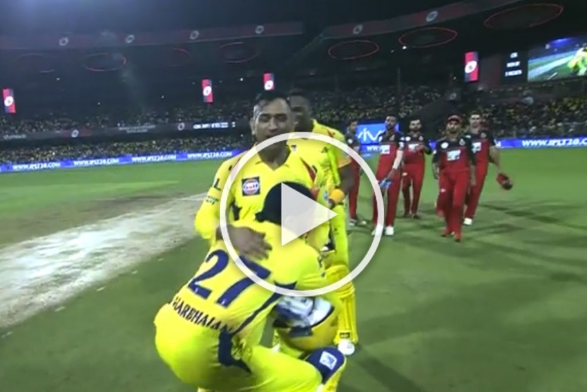 RCB Vs CSK: Watch The IPL Highlights That Keep Trending For More Than A Year – VIDEO