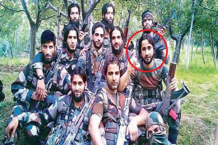 Last Active Member of Burhan Wani Group Eliminated