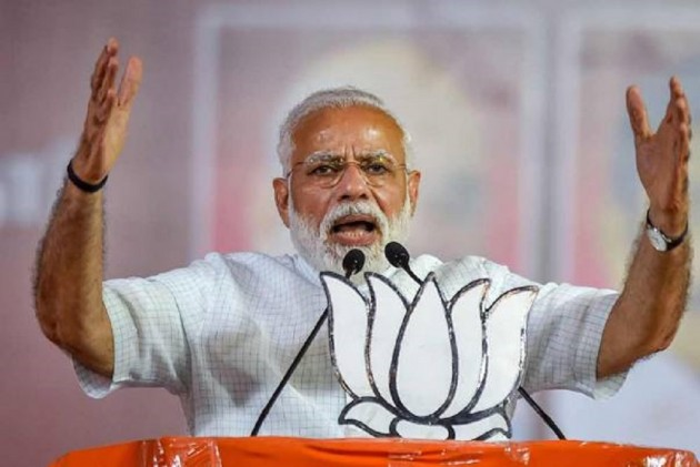 After Opposing Me, Now They Say Me Too: PM Modi Hits Back At Congress Over Surgical Strike Claims
