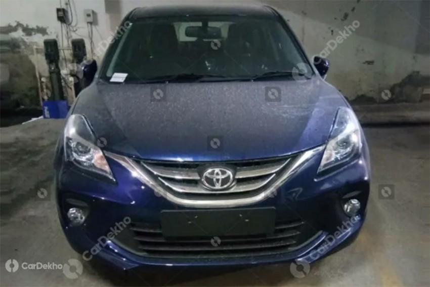 Maruti Suzuki Delivers Glanza To Toyota
