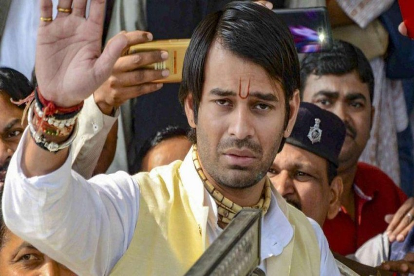 'I Am Second Lalu Yadav In Bihar', Says Tej Pratap Yadav