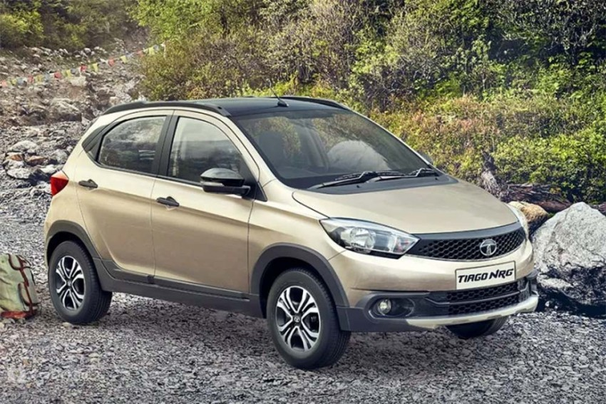 Tata Tiago NRG Now Gets AMT With Petrol Engine