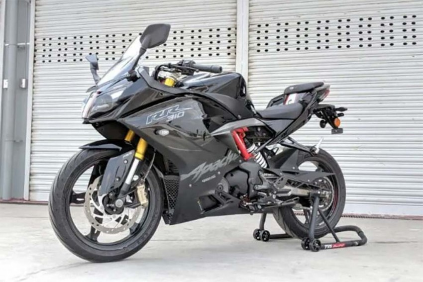 2019 TVS Apache RR 310: In Pictures