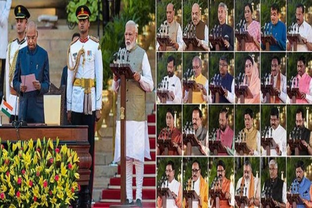 Amit Shah Gets Home Ministry, Rajnath Singh Defence, S Jaishankar is Foreign Minister In PM Modi's New Cabinet