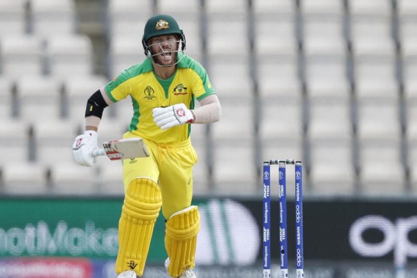 ICC Cricket World Cup 2019: Australia Sweat Over David Warner Fitness Ahead Afghanistan Clash
