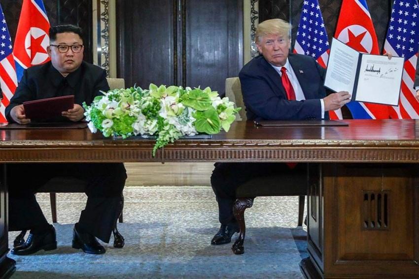 North Korea Executes Officials Following Failed Trump Summit: Report
