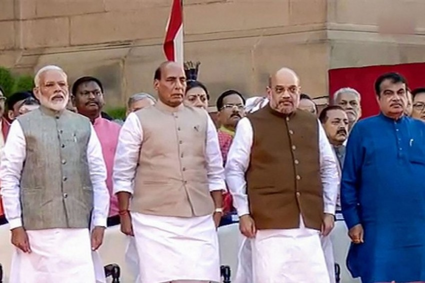 First Meeting Of PM Modi's New Union Cabinet Today Evening