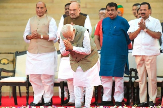 Know Your Ministers: Here Are The All Important Cabinet Members Of Team Modi 2.0