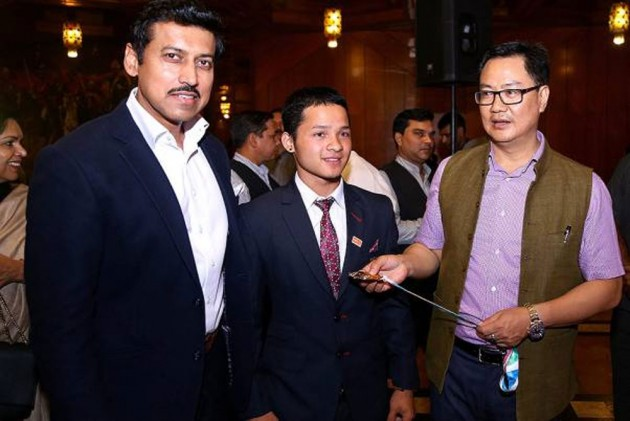 Kiren Rijiju Replaces Rajyavardhan Singh Rathore As Sports Minister In PM Narendra Modi's New Cabinet