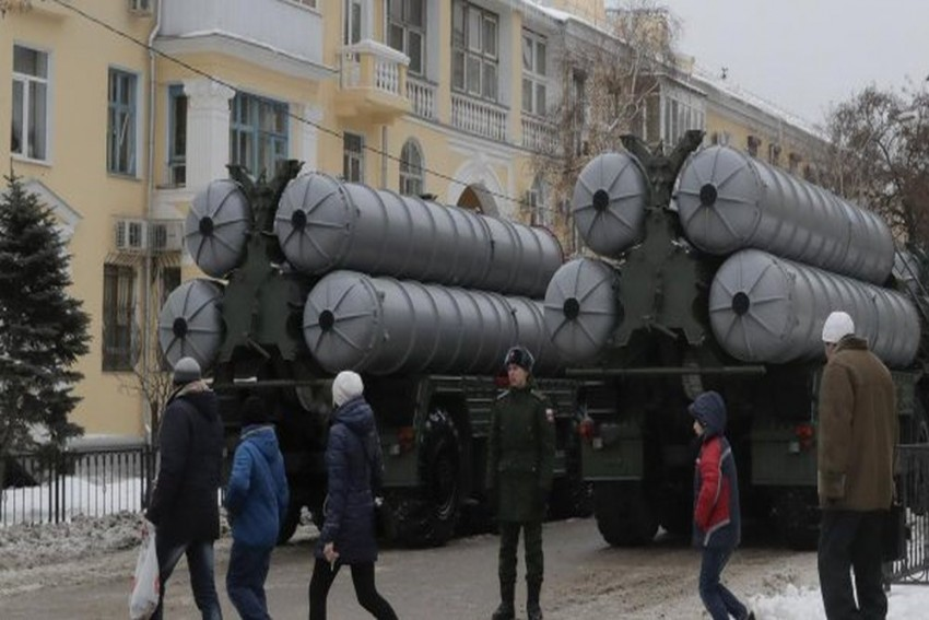 India Buying S-400s From Russia Will Have Serious Implications On Bilateral Ties: US