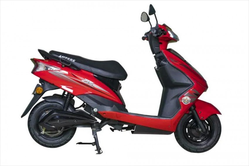 Ampere Vehicles Launches Zeal, A FAME-II Compliant E-Scooter