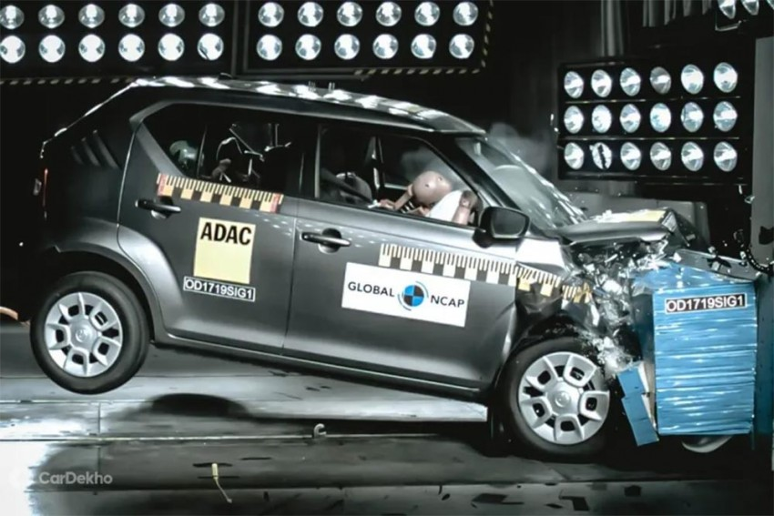 India-Made Suzuki Ignis For South Africa Scores Better Than Swift At Global NCAP
