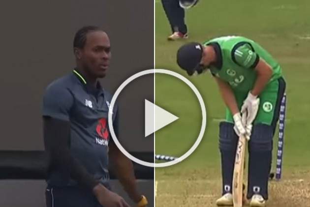 IRE Vs ENG: After IPL Heroics, Jofra Archer Introduces Himself In International Cricket With 90 MPH Yorker – WATCH