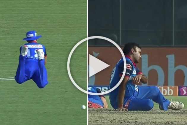 IPL 2019, DC Vs RR: After Dropping A Hat-Trick, Flying Trent Boult Fails To Console Heart-Broken Amit Mishra – WATCH