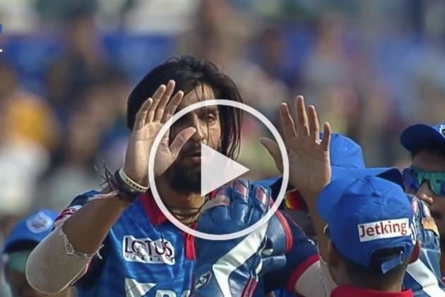 IPL 2019, DC Vs RR: Local Boy Ishant Sharma Rocks Rajasthan Royals With Brilliant Opening Spell – WATCH