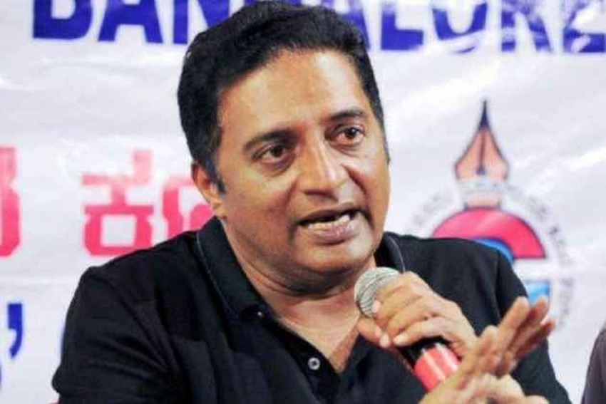 Prakash Raj To Campaign For AAP In Delhi, Urges People To Come Together To 'Reclaim The Public'