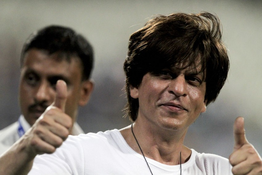 IPL 2019, KXIP Vs KKR: Kolkata Knight Riders Co-Owner Shah Rukh Khan Steals The Show With A Marvellous 'Papa' Tweet