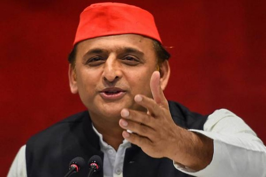 Modi Is 180 Degree Prime Minister, Does Totally Opposite Of What He Says: Akhilesh Yadav